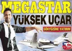 Megastar yüksek uçar