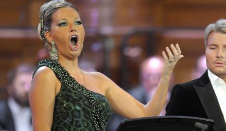 Rus opera yıldızı Tarkan hayranı çıktı