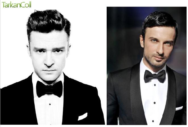 Justin Timberlake, Tarkan ile bir araya gelecek!